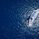 drones yacht promotion