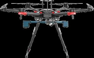metal detector drone